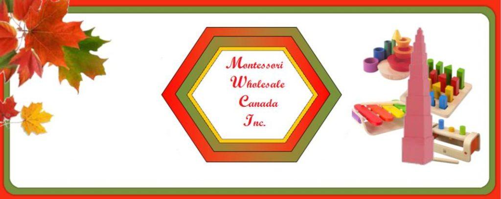 Montessori Wholesale Canada Logo
